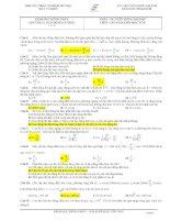 1000 trắc nghiệm môn vật lý ôn thi đại học