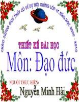 GIU GIN CAC CONG TRINH CONG CONG (T2)