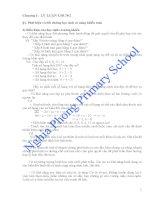 Chuyên đề bồi dưỡng toán trung học cơ sở