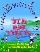 Dao duc lop 3. cham soc cay trong vat nuoi