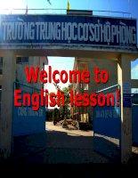 English 6 - Unit 14 Grammar (4-6)