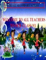 U9(read) class 9
