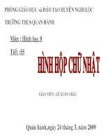 BAI HINH HOP CHU NHAT