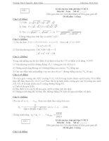30 đề thi học sinh giỏi toán lớp 9