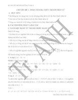 20 chuyên đề bồi dưỡng toán lớp 8 hay