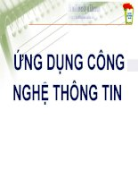 DINH HUONG UNG DUNG CNTT TRONG TRUONG HOC