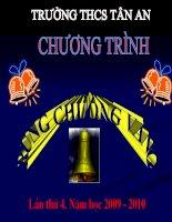 rung chuong vang cuc hay