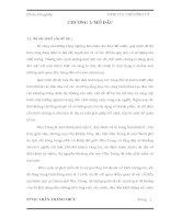 Luận văn công nghệ môi trường Đánh giá hiện trạng và đề xuất các giải pháp quản lý chất thải rắn sinh hoạt thành phố Nha Trang tỉnh Khánh Hòa