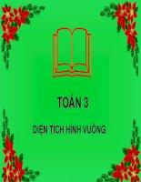 DIEN TICH HINH VUONG- T29