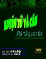 LTVC Mở rộng vốn từ cái đẹp