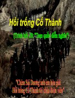 hoi trong co thanh (rat hay)