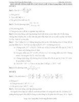 125 đề toán luyện thi vào lớp 10