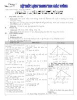 Giáo án toán lớp 8 trọn bộ