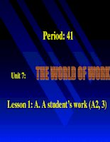 Unit 10 Leson : Getting started - Líten and read