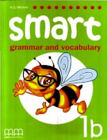 smart grammar and vocabulary 1b