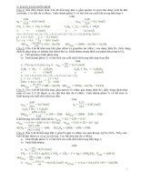 hóa 11 giải bài tập hỗn hợp