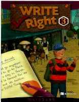 build and grow write right 3 workbook