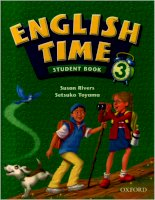 english time 3 student book