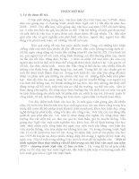 skkn một số kinh nghiệm khai thác những vấn đề khó trong các bài đọc văn xuôi sau năm 1975 - chương trình ngữ văn 12 ban cơ bản