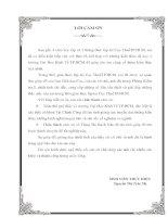DỰ báo số THU THUẾ THU NHẬP DOANH NGHIỆP BẰNG mô HÌNH ARIMA tại cục THUẾ TP HCM