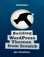 Ebook hướng dẫn thiết kế theme WordPress
