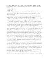 skkn từ việc đọc hiểu bài thơ chiều tối (mộ) suy nghĩ về cách đọc  hiểu tập thơ nhật ký trong tù của hồ chí minh