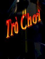 tro choi DUOI HINH BAT CHU