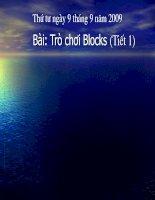 tro choi Block