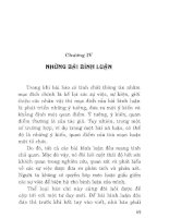 Ebook Hướng dẫn cách biên tập: Phần 2 hướng dẫn tỉ mĩ, kỹ năng viết những bài bình luận  Michel Voirol
