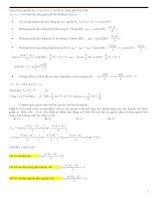 giải chi tiết các bài tập sóng cơ hay