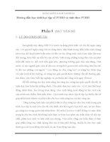 SÁNG KIẾN KINH NGHIỆM _ Hướng dẫn học sinh học tập về Phương trình Hóa học và tính theo Phương trình Hóa học