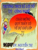 Bài 9: Tổng kết chương I: Quang học