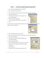 Tài liệu hướng dẫn sử dụng Arcgis cơ bản - Phần 3 pdf