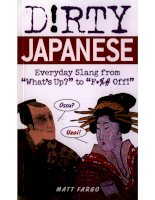 dirty japanese everyday slang - part 1 ppsx