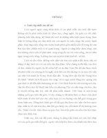 """Những tư tưởng cơ bản trong học thuyết """"kiêm ái"""" của mặc tử và ý nghĩa của chúng trong xây dựng đạo đức của người việt nam hiện nay"""