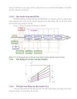 Giáo trình phân tích khả năng định hướng tổ chức thi công xây dựng đường ôtô theo phương pháp dây chuyền p3 doc
