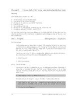 Chương 10 Chỉ mục (Index) và Chỉ mục toàn văn (Hướng dẫn thực hành) docx