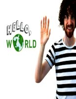Hello World The Story of You: Short Guide