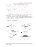 Giáo trình phân tích khả năng phát triển thiết kế theo đường cong chuyển tiếp của lực ly tâm p6 ppt