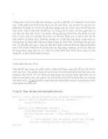 Giáo trình phân tích khả năng ứng dụng các lớp giao diện boolean trong Androi để tạo một View riêng p9 pps