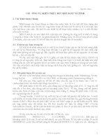 GIÁO TRÌNH KIẾN TRÚC MÁY TÍNH_CHƯƠNG 6 pdf