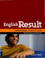 english result intermediate workbook student''''s book