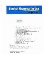 Tài liệu tự học ngữ pháp tiếng anh hiệu quả