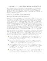 SƠ LƯỢC VỀ CÁC QUÁ TRÌNH VI SINH TRONG BỂ XỬ LÝ NƯỚC THẢI pdf