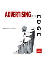 Advertising on the Edge: The Economist guide