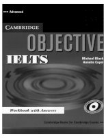 objective ielts advanced wookbook with answers