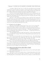 BÀI GIẢNG MÔN HỌC VI SINH THỰC PHẨM - Chương 5 pdf