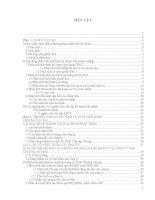 Đề tài:   PHÂN TÍCH VÀ LẬP KẾ HOẠCH TÀI CHÍNH  TẠI CÔNG TY NGK CHƯƠNG DƯƠNG
