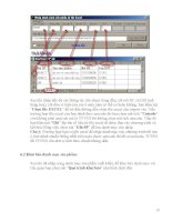 TÀI LIỆU HƯỚNG DẪN SỬ DỤNG PHẦN MỀM KHAI BÁO HẢI QUAN ĐIỆN TỬ phần 2 pdf