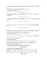 Thiết kế bài giảng hình học 11 tập 1 part 6 pot